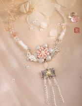 月西发钗&璎珞--《寄花辞》