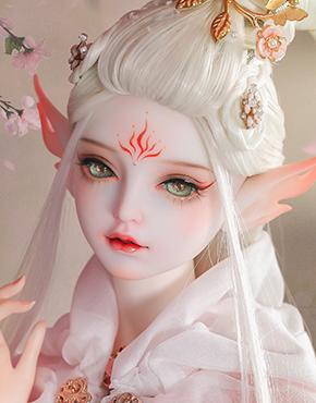 God of Flower-Xi Ruo
