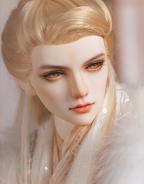 White Dragon Human Ver. Baidi (SOLD OUT)